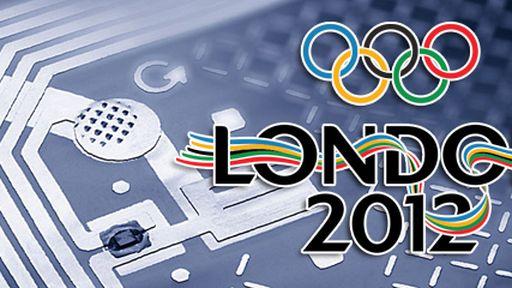 Ingressos das competições em Londres 2012 terão chips RFID
