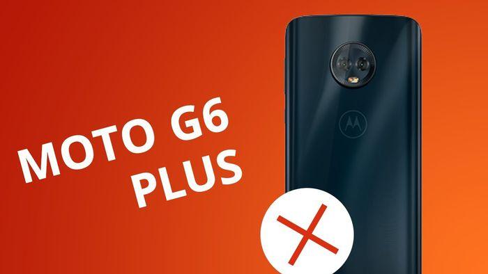 e55441adc5 5 motivos para NÃO comprar o Moto G6 Plus - Vídeos - Canaltech
