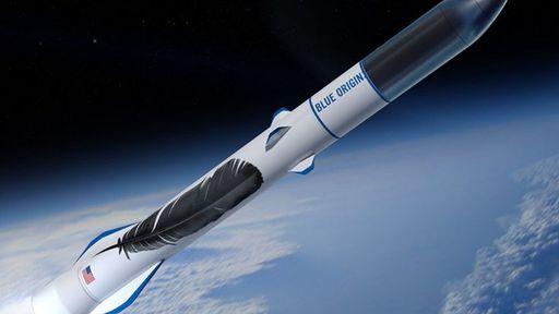 NASA fecha contrato com a Blue Origin e usará foguete New Glenn em suas missões