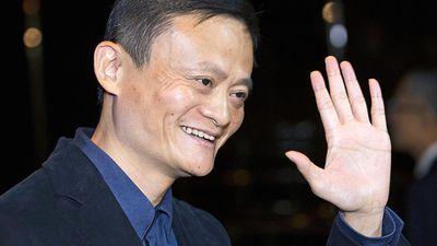 Jack Ma está deixando o Alibaba