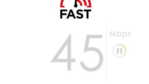 Netflix disponibiliza teste de velocidade também para dispositivos móveis
