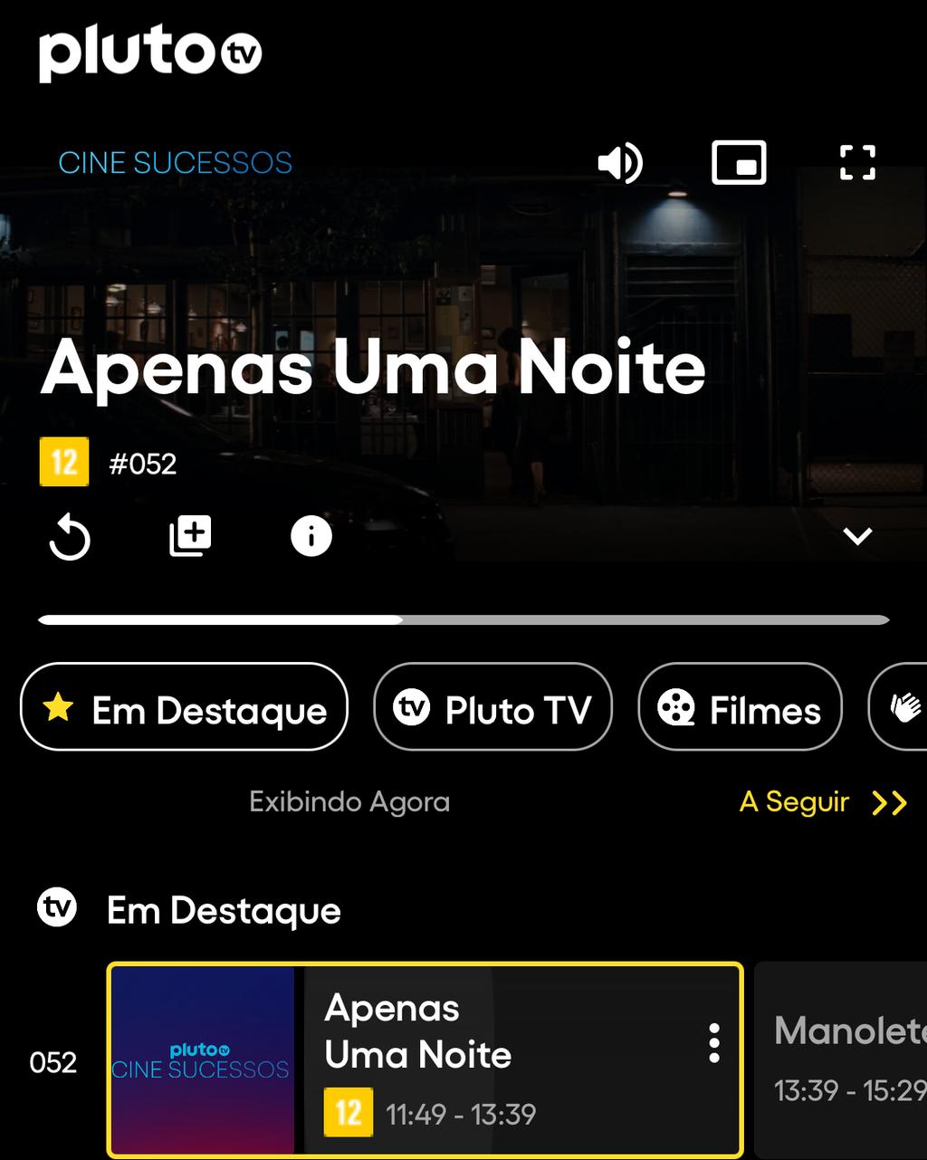 Pluto Tv Como Assistir Canais Ao Vivo Series E Filmes Gratis Canaltech