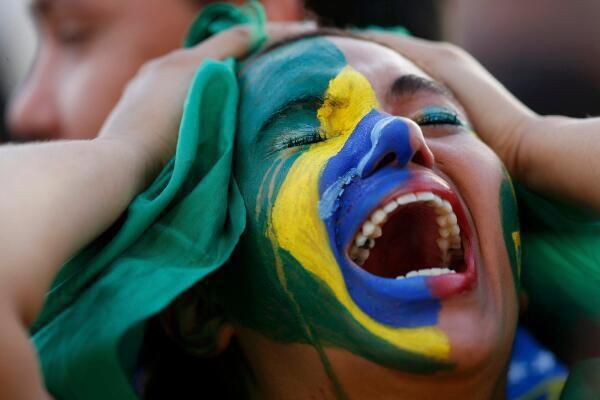 Sad Brazilians