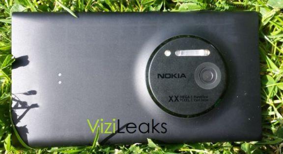 Imagens Nokia Lumia EOS