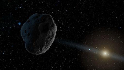 Asteroides potencialmente perigosos podem se esconder na sombra de Júpiter