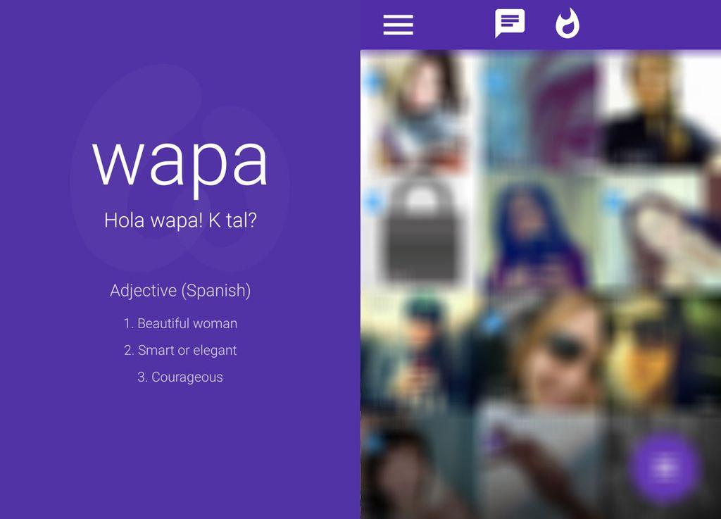 App Wapa