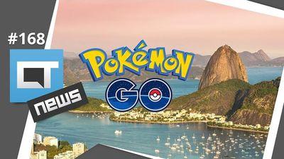 Pokémon GO e Rio 2016, Canaltech Cursos, Nasa e OVNIs, Snapdragon 821 [CT News #