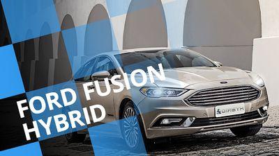 Ford Fusion 2.0 Titanium Hybrid [CT Auto]