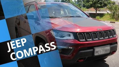 Jeep Compass Trailhawk 4x4 [CT Auto]