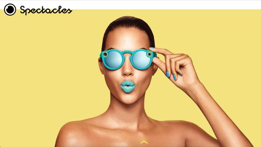 Óculos do Snapchat estão sendo usados para filmar cenas de sexo