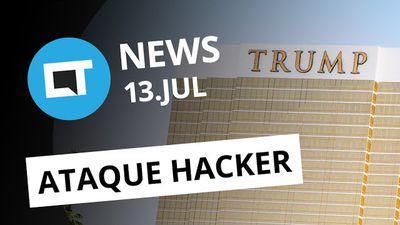 Hotel de Trump no Brasil hackeado; Galaxy Tab S3 chega ao Brasil e+ [CT News]