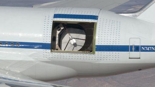 Observatório aéreo SOFIA volta a operar após paralisação devido ao coronavírus