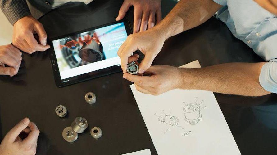 Resultado de imagem para Ford utiliza impressoras 3D para criar porcas que evitam roubo de rodas