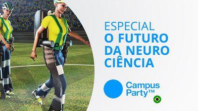 """Miguel Nicolelis: """"estamos prestes a viver a internet dos cérebros"""" [Especial   Campus Party 2015]"""