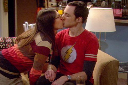 Sheldon e Amy