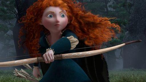 """Pixar lança novo trailer de """"Valente"""" dublado"""
