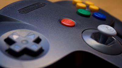Nintendo pode estar prestes a lançar um Nintendo 64 mini