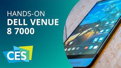 Dell Venue 8 7000: o tablet mais fino do mundo [Hands-on | CES 2015]