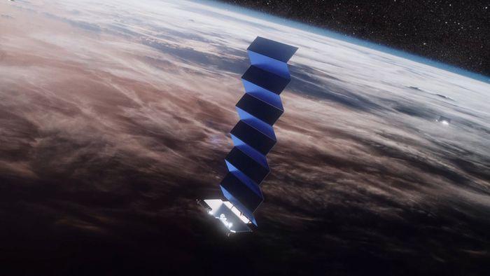 Starlink pode lançar até 42 mil satélites de internet à órbita da Terra