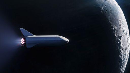 Bilionário japonês está buscando oito tripulantes para orbitar a Lua em 2023