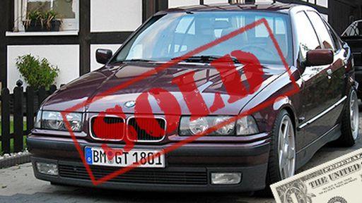 Vendedor entrega BMW acidentalmente por US$ 1!
