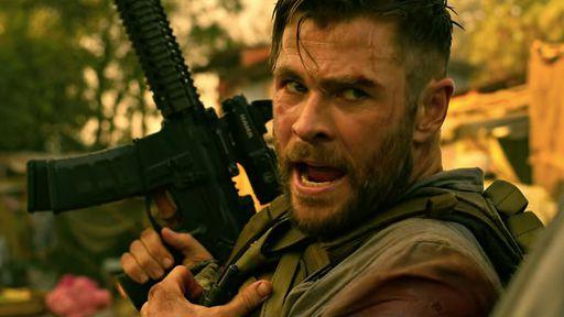 Crítica | Resgate é um salto da fé no bom cinema de ação
