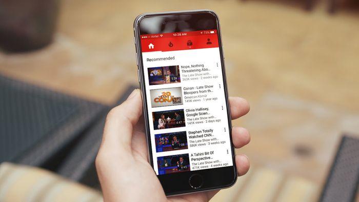 Resultado de imagem para YouTube começa a tocar vídeos automaticamente na home do app móvel