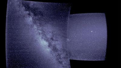 Primeira imagem registrada pela sonda Parker é divulgada pela NASA