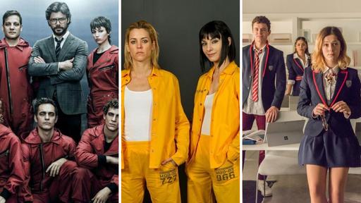 15 excelentes séries espanholas para assistir na Netflix