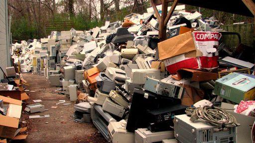 Lixo eletrônico pesará mais do que o Pão de Açúcar em uma década
