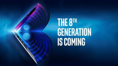 Processadores Intel Coffee Lake de 8ª geração ganham data de lançamento