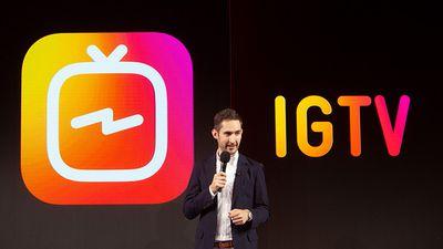Instagram lança IGTV, plataforma para publicação de vídeos de longa duração