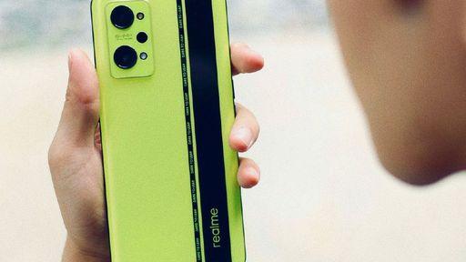 Realme GT Neo 2 tem mais detalhes de versões e cores revelados