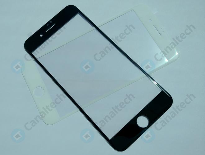 iPhone 7 de tela curva