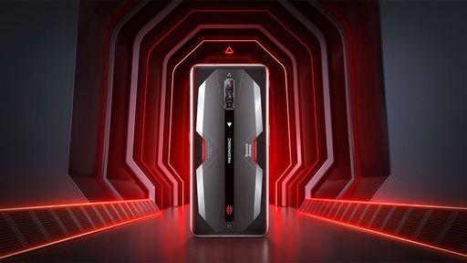 Red Magic 6 Pro chega como foco nos games, tela de 165 Hz e carregador de 120 w