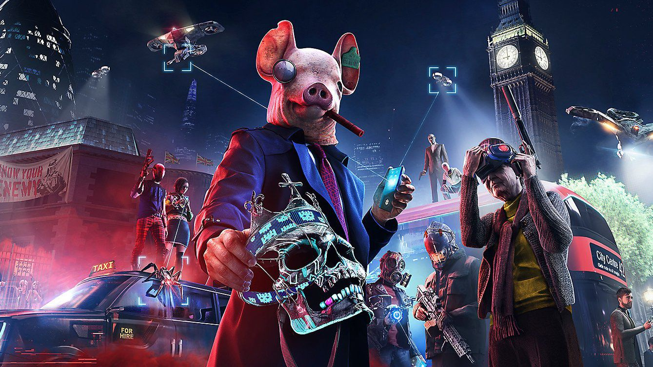 Rumor | Watch Dogs Legion chega no fim do ano com PlayStation 5 e ...