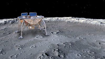 Primeira missão privada para Lua será lançada nesta quinta