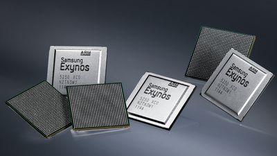 Dois novos chipsets Exynos, da Samsung, têm especificações vazadas online
