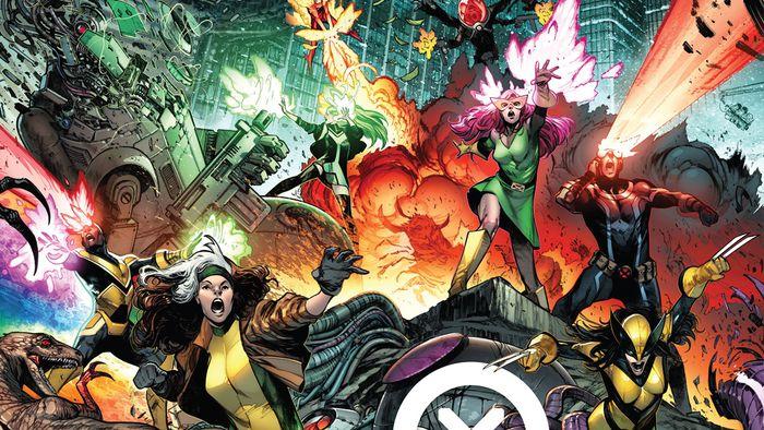 HQs e super-heróis | Nova fase nos X-Men na Marvel e novidades da DC em julho