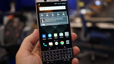 BlackBerry divulga data de anúncio do novo BlackBerry KEY 2
