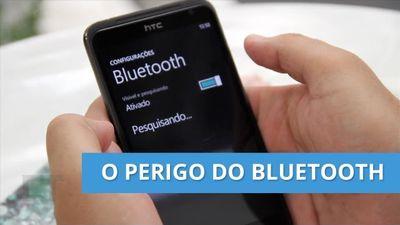 Segurança no celular: o perigo do Bluetooth