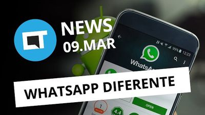 WhatsApp diferente, Facebook copia Snapchat, carro voador da Airbus e + [CTNews]