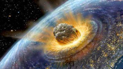 Meteoro pode não ter sido o único causador da extinção dos dinossauros