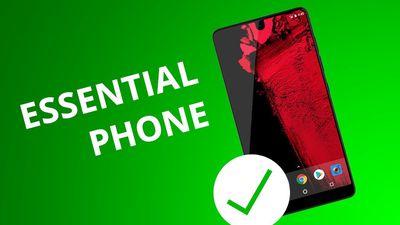 5 motivos para COMPRAR o Essential Phone