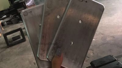 Novos iPhones aparecem em imagens de moldes; confira os tamanhos dos aparelhos