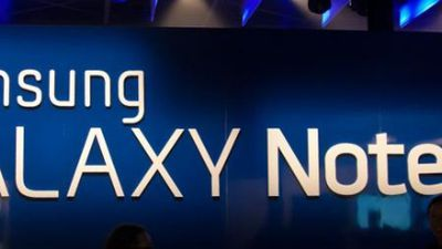 Supostas fotos do Samsung Galaxy Note 3 vazam na web