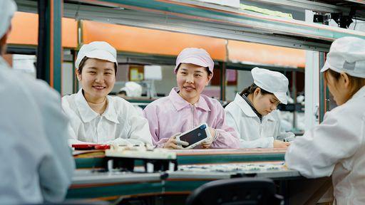 Fábrica da Apple trabalha 24 horas por dia para o lançamento do iPhone 12