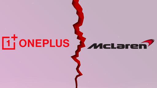 Parceria entre OnePlus e McLaren chega ao fim