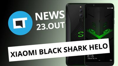 Xiaomi Black Shark Helo; HTC Exodus, o smartphone blockchain e + [CT News]