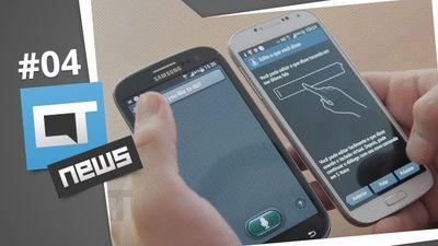Galaxy S4, XBox IllumiRoom, 4G na Copa e Skype (03/05/2013) [CT News #4]